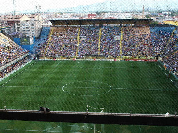 Gracias a JETS, los socios del R.C.D. Espanyol pudieron ver el partido contra el Villareal C.F