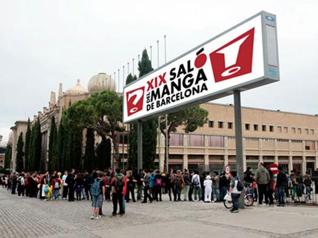 Gracias a JETS, Casa Asia pudo tener su stand a tiempo para el Salón del Manga de Barcelona
